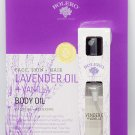 Bolero Lavender Oil & Vanilla Body Oil