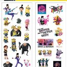 Despicable Me 3 Stickers Party Pack - 16 Sheets