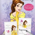 LPF Disney Princess Belle - Hand Lettering - Coloring & Activity Book