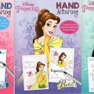 LPF Disney Princess - Hand Lettering - Coloring & Activity Book (Set of 3 Books)
