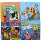 4 Pk. Childrens Fun Adventure Books