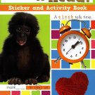 Let's Learn to Read - Sticker Activity Educational Workbook by Flowerpot Press