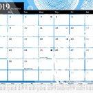 2019 Monthly Magnetic/Desk Calendar - 12 Months Desktop/Wall Calendar/Planner - (Edition #10)