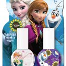Frozen Nail Polish-on-Card Makeup Set, 2 Count