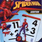 Marvel - Spider- Man Addition Learning 36 Flesh Cards