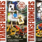 Transformers - Robots in Disguise Addition. Colors, Nambers. Subtraction - 36 Cards (Set of 3)