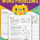 Teaching Tree Multiplication and Division - Word Problems Reproducible - Grades 3-4 - v2