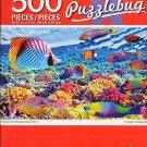 Cra-Z-Art Tropical Fish Wonderful Water World - 500 Piece Jigsaw Puzzle