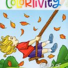 Colortivity Bible Fun - Read and Color Coloring & Activity Book - Child of The King
