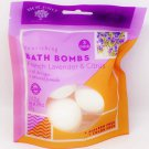 Bolero Bath Bombs, French Lavender & Citrus