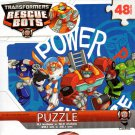 Transformers Rescue Bots - Heroes Unite - Power - Roar and Rescue - 48 Pieces (Set of 3)