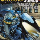 DC Comics Batman Jumbo Coloring & Activity Book - The Chase is ON