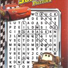 Disney Pixar The World of Cars Word Search Puzzles (Level 2)
