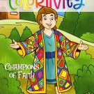 Colortivity Bible Fun - Read and Color Coloring & Activity Book - Champions of Faith