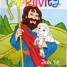 Colortivity Bible Fun - Read and Color Coloring & Activity Book -Join The Adventure