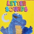 Educational Workbook Letter Sounds Alphabet Vowels (Learn School Homeschool Practice - Fun!)