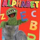 Kindergarten - Educational Workbooks - Sesame Street - Alphabet