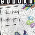 Color Your Own Sudoku Puzzle - All New Puzzles - (2018) - Vol.101