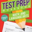 Second Grade Math & Language Arts Test Prep Workbook (Aligned with Common Core Standards) -v3