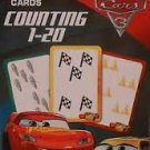 Disney Cars Learning Cards Numbers & Counting