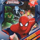 Marvel Ultimate Spider-Man - 48 Pieces Jigsaw Puzzle - v4