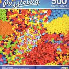 Puzzlebug Colorful Candyscape 500 Piece Jigsaw Puzzle