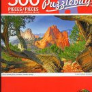 Cra-Z-Art South Gateway Rock Formation, Colorado Springs - 500 Piece Jigsaw Puzzle