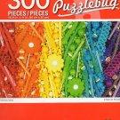 Cra-Z-Art Rainbow Candy - Puzzlebug - 300 Piece Jigsaw Puzzle