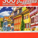 Cra-Z-Art Colorful Houses in The Swissv Town of Stein am Rhei - 300 Piece Jigsaw Puzzle
