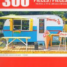 Ice Cream Trailer - Puzzlebug - 300 Piece Jigsaw Puzzle