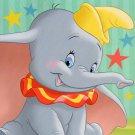 Disney Dumbo Colortivity - The Flying Elephant.