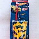 Brush Buddies Hot Wheels Toothbrush Set (Toothbrush, Cap and Cup)