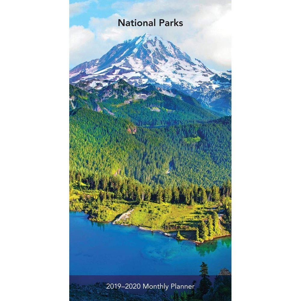 2019 - 2020 National Parks Pocket Planner, National Parks by BrownTrout