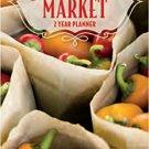 2019-2020 Paper Craft 2-Year Pocket Planner Calendar - Value Pocket Planner (Farmer's_Market)