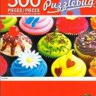 Cra-Z-Art Cupcakes Puzzlebug - 500 Piece Jigsaw Puzzle