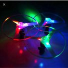 Glow Flying Disc - Multicolor 7.7""