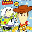 Pixar Disney Toy Story - Gigantic Coloring & Activity Book - 200 Pages