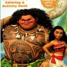 Disney - Moana - Gigantic Coloring & Activity Book - 200 Pages