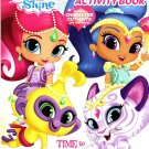 Nickelodeon Shimmer and Shine - Time to Shimmer and Shine - Gigantic Coloring & Activity Book