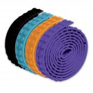 Build Bonanza Self Adhesive Tape Works Building Block Tape, Purple/Black/Turquoise/Orange
