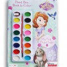 Sofia The First My First Royal Easter Book to Color with Paint Box