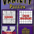 Vision St Variety Puzzles Book - vol.1