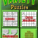 Vision St Variety Puzzles Book - vol.2