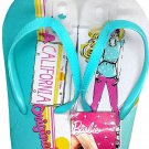 Barbie Flip Flops Sandals - Size L 1-2