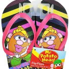 lpf Mr. Potato Head - Flip Flops Sandals - Size M 10-11 (Kids)