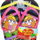 Mr Potato Head - Flip Flops Sandals - Size S 8-9 (Kids)