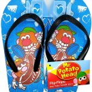 Mr Potato Head - Flip Flops Sandals - Size M 10-11 (Kids)