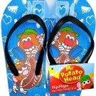 Mr Potato Head - Flip Flops Sandals - Size L 12-13 (Kids)