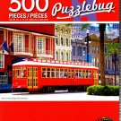 Cra-Z-Art New Orleans Bright Red Streetcar - 500 Piece Jigsaw Puzzle