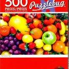 Cra-Z-Art Fresh Rainbow Fruits - 500 Piece Jigsaw Puzzle